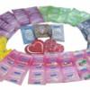 Vánoční balíčky kondomů
