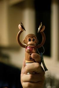hračka Opička