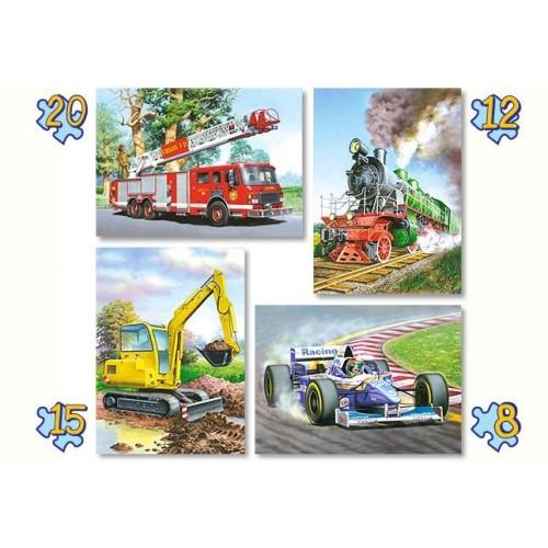 Puzzle – dárek pro nejmenší, který je zabaví na dlouhou dobu a podpoří jejich smysly