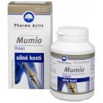 Pevných a zdravých kostí dosáhnete s doplňkem stravy MUMIO