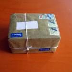 Poslat balík pohodlně z domova