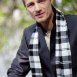 Český zpěvák a muzikant Ondřej Ruml