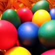 Přírodní barvení velikonočních vajíček