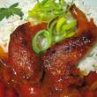 Recept na sladko kyselé kuře
