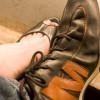 Nano impregnace na boty chrání obuv před povětrnostními vlivy