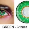 Přivítejte Nový rok s novou barvou očí