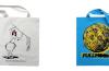 Udělejte parádu s plátěnou taškou s potiskem