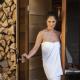 Venkovní sauna je klíč k pevnému zdraví
