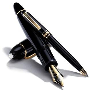 luxusní pero