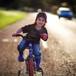 Jak naučit dítě jezdit na kole