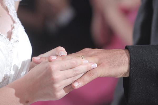 Manželství - svatba