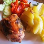 Recept na Citronové kuře