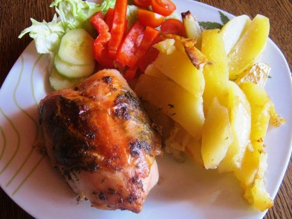 Citrónové kuře