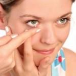Používáte kontaktní čočky?