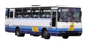 dovolená autobusem