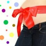 Krásná i během těhotenství