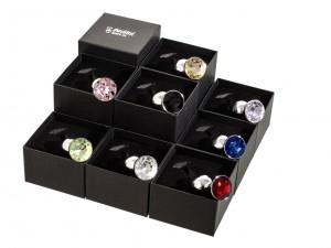 Variace análních šperků