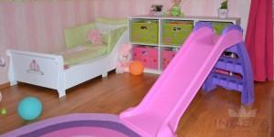 rozjasněte dětský pokoj