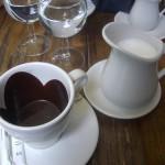 Čokoláda vs. odstředěné mléko a pleť