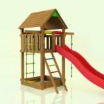 Udělejte svým dětem na zahradě dokonalé dětské hřiště
