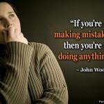 Jaké jsou naše nejčastější chyby