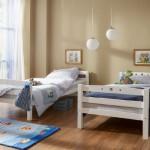 Vybavení dětského pokoje. Co zohlednit při zařizování?
