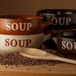Nezapomeňte si na Nový rok uvařit čočkovou polévku