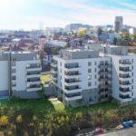 V Praze se žije opravdu skvěle, zvláště pak ve zbrusu novém bytě!