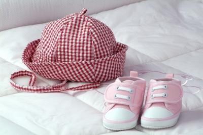 miminko botičky čepička